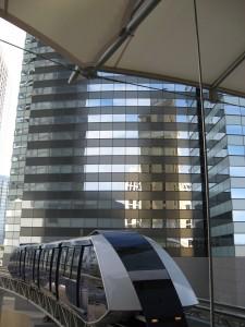 CityCenter tram