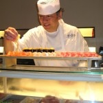 Chef Keizo Ishiba from K-ZO restaurant in Culver City