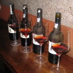 An assortment of Sandeman Ports