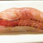 Premium red snapper lightly seared