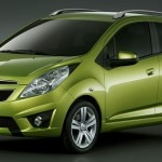 chevy spark 150x150 The New GM