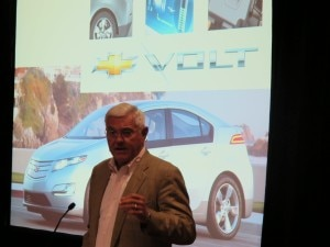 Vice Chairman of GM Bob Lutz