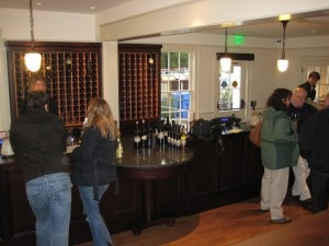 Long Meadow Ranch Winery Tasting Room