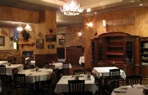 The dining room of Saskatoon restaurant in Atlanta