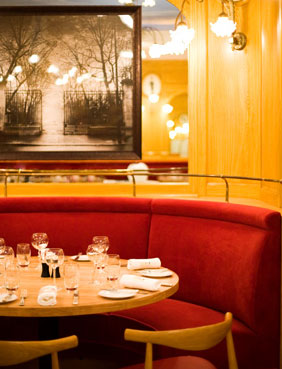Benoit restaurant in New York