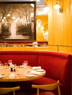 Benoit restaurant in New York