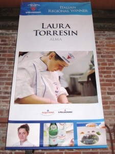 Laura Torresin, Italy, ALMA