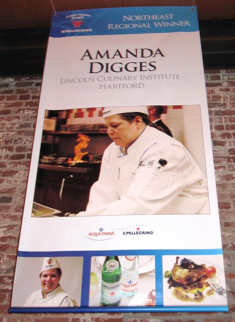 Amanda Digges Northeast Region Lincoln Culinary Institute