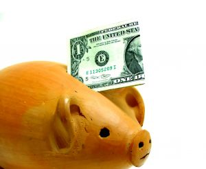 494499 piggy bank   dollar Save money during tax season with GAYOTs Economic Stimulus Plan