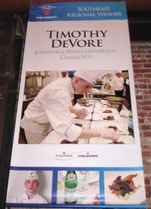 8 timothy1 217x300 Timothy DeVore, Southeast Region Johnson & Wales University   Charlotte