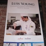 9 luis 150x150 S.Pellegrino 2010 Almost Famous Chef Competition Mystery Basket
