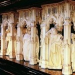 The Mourners medieval tomb sculptures from the Court of Burgundy