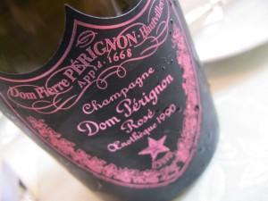 Dom Pérignon Rosé Oenothèque 1990