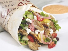 roti Win Free Lunch for a Year from Rōti Mediterranean Grill in DC
