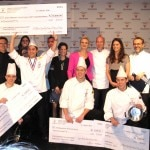 The winners of the 2010 Almost Famous Chef Competition