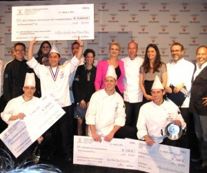 sophiegayotalmostfamouschefwinner 300x251 S.Pellegrino 2010 Almost Famous Chef Competition Winners