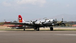 anchor 9 300x170 Experimental Aircraft Association's B17 Flying Fortress