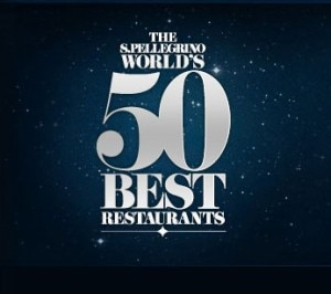 The S. Pellegrino World's 50 Best Restaurants