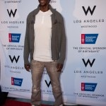 "Edi Gathegi of ""The Twilight Saga: New Moon"""
