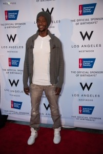 "DSC 0051 201x300 Edi Gathegi of ""The Twilight Saga: New Moon"""
