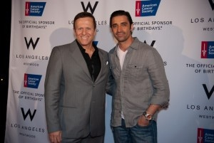 DSC 0084 300x201 ACS CEO David F. Veneziano and Gilles Marini of Sex and the City