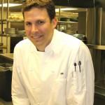 Chef de cuisine David McIntyre