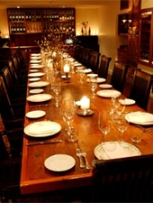 The Harrison will be offering a special prix fixe menu