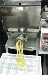 pastamachine 191x300 A $20,000 pasta machine to make impeccably fresh pasta