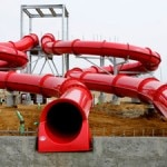 waterpark red slides 150x150 Wet and Wild