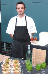 brendancollins 195x300 Chef Brendan Collins, from Waterloo & City, in Culver City