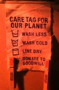 levi 2 197x300 A mock clothing tag promoting eco friendly laundering techniques