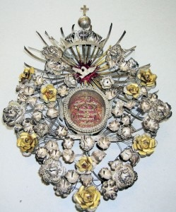 reliquary 249x300 Vatican Via The Arch