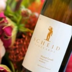 Scheid Vineyards 2008 Muscat Canelli