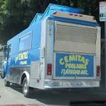 Cemitas food truck