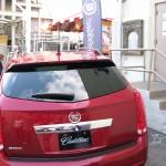 Sponsor Cadillac presenting its new SRX