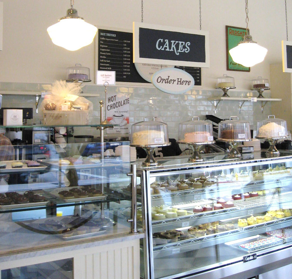 Good Bakery In Los Angeles: Bakery Counter