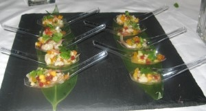 nobuwesthollywood 300x162 Ceviche from Nobu West Hollywood