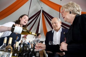 You don't have to be a gourmet to enjoy the food and wine at Chicago Gourmet