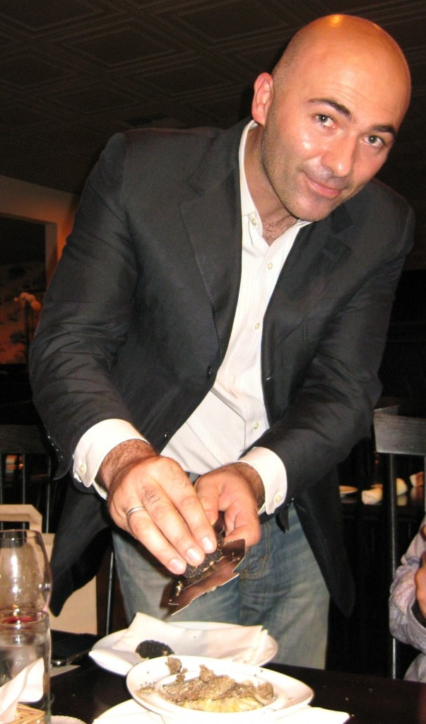 Partner/general manager Carolos Tomazos