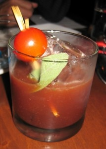 bloody mary 214x300 Bloody Mary by mixologist Joel Black