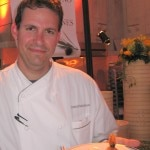 David McIntyre, chef de cuisine at WP24