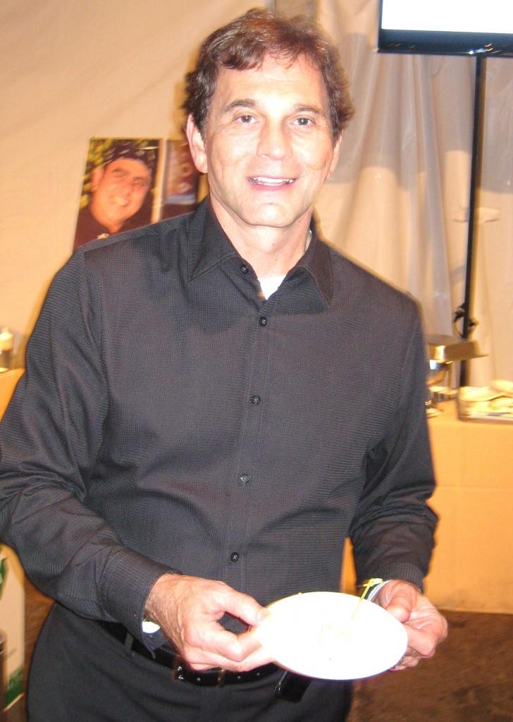 Il Cielo restaurant, chef/owner Pasquale Vericella
