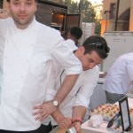 Chef Paul Liebrant of Corton restaurant