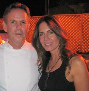 thomas keller laura cuningham 291x300 Chef Thomas Keller with Laura Cunningham