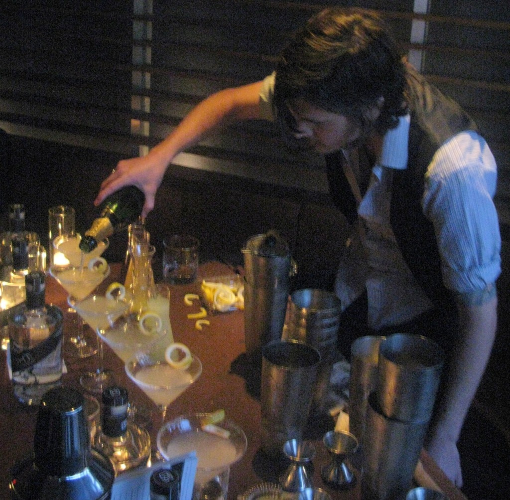 Mixologist David Ferney from Church & State