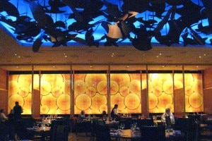American Fish dining room