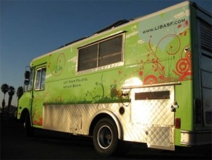 Liba, one of our Top 10 Food Trucks in San Francisco