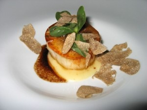 Is this scallop dish from Providence restaurant not good enough for Michelin?
