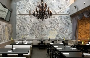 Thor restaurant at The Hotel on Rivington in NY will be the temporary home to The Feast pop-up restaurant from Guerilla Culinary Brigade