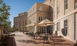 The Hotel Parq Central in Albuquerque, New Mexico, one of our Top 10 New Hotels in the U.S.